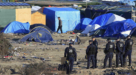 Shakespeare's Hamlet staged in Calais 'Jungle' | Saif al Islam | Scoop.it