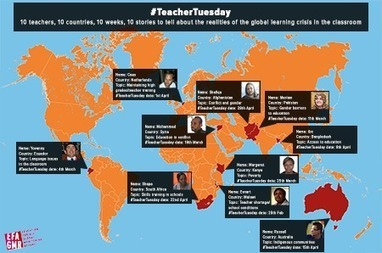 TeacherTuesday | Education | United Nations Educational, Scientific and Cultural Organization | Interesting thoughts | Scoop.it