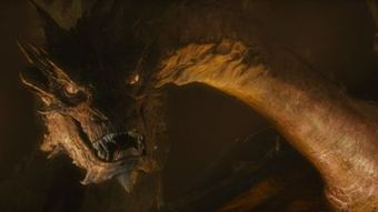 The Desolation Of Smaug: Creating the ultimate movie dragon | 'The Hobbit' Film | Scoop.it