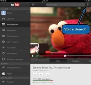 YouTube nu ook beschikbaar voor de iPad | apps voor het onderwijs | Scoop.it