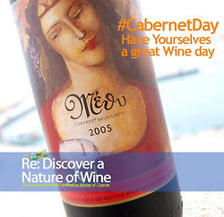 Wine Discoveries happen every day, or at least...#cabernetday Cyprus Wine | Wine Cyprus | Scoop.it