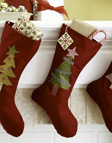 Christmas Stocking Patterns & Ideas | Fiber Arts | Scoop.it