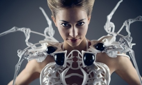 Get yourself connected: is the internet of things the future of fashion? | Fashion & Jewelry | Scoop.it