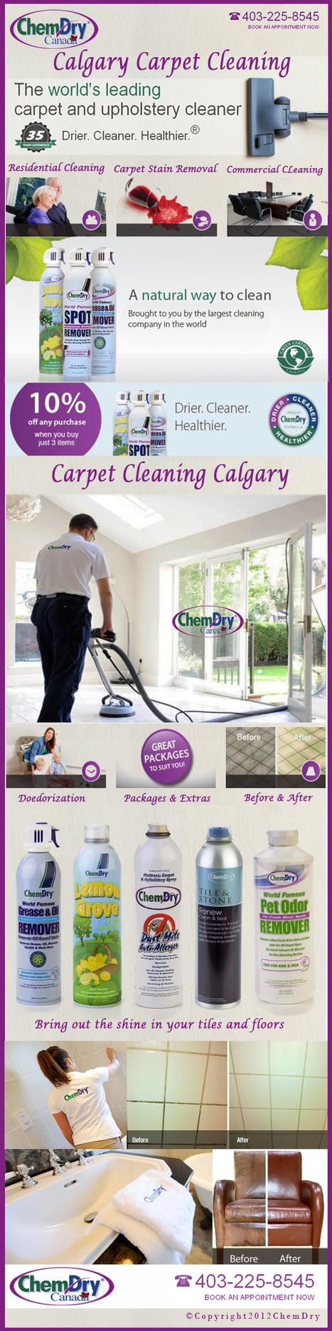 Calgary Carpet Cleaning   Calgary Carpet Cleaning   Scoop.it