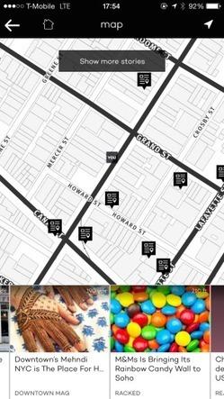 BlockFeed's geotagged approach to local news - Digiday | Big Media (En & Fr) | Scoop.it