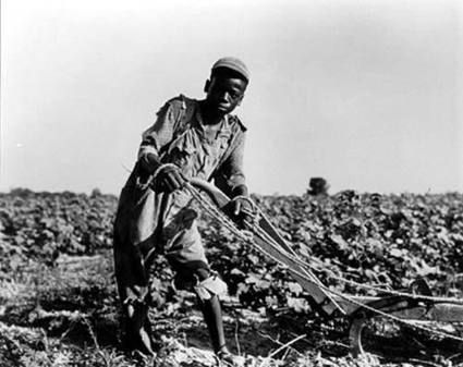 an introduction to the reconstruction and sharecropping Other articles where sharecropping is discussed: debt slavery:at harvest—a  system known as  in georgia: slavery, the civil war, and reconstruction.