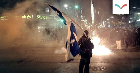 Video: Quebec students defiant in face of police attacks | Archivance - Miscellanées | Scoop.it