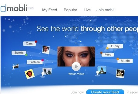 mobli | Tools for Learners | Scoop.it