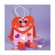 Valentine's Day Craft Supplies for Kids   Valentine's Day Ideas   Scoop.it