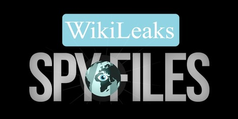WikiLeaks Spy Files: The interactive searchable database | Current Events | Scoop.it