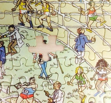 Where's Wally? literally | What is a teacher librarian? | Scoop.it