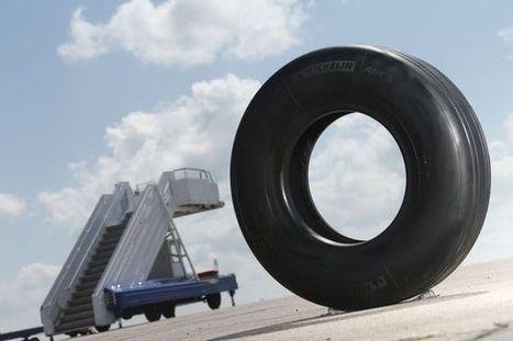 Les pneus d'avions, l'increvable business de Michelin | Comment Michelin a-t-il su rester leader pneumatique? | Scoop.it