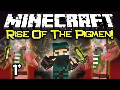 Rise Of The Pigmen Map for Minecraft (1.8/1.7.10/1.7.2) | MinecraftMaps | Scoop.it