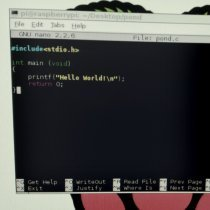 My very first program on Raspberry Pi | Raspberry Pi | Scoop.it
