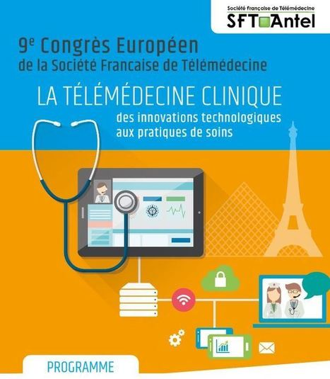 Le programme du 9e congrès de la SFT est disponible | e-Santé Bretagne | Scoop.it