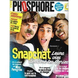Phosphore N°424 - Octobre 2016 | L'ACTU du CDI | Scoop.it