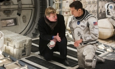 Interstellar science 'deliberately speculative' says Christopher Nolan - The Guardian | CLOVER ENTERPRISES ''THE ENTERTAINMENT OF CHOICE'' | Scoop.it