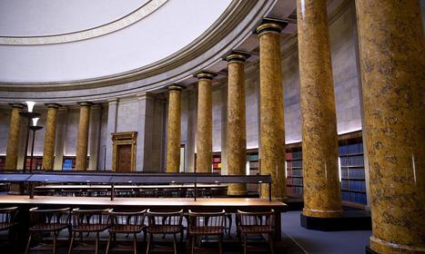 Manchester Central Library reopens after £50m revamp | MA DTCE | Scoop.it