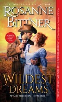 Wildest Dreams by Rosanne Bittner – Western Saga | Kindle Book reviews | Scoop.it