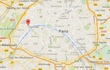 Welcome Map: Une carte interactive de Paris pour aider les réfugiés | Mémo-notes de Melodie68 | Scoop.it