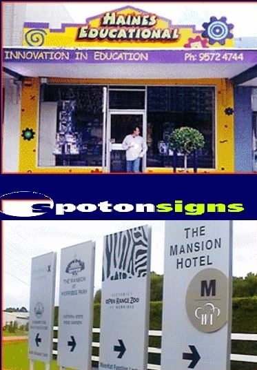 Signage Melbourne | Spot on Signs & Graphics | Spot on Signs & Graphics | Scoop.it