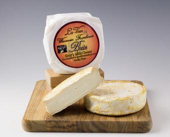 La-Von Farmhouse Brie | Brazilian cheeses | Scoop.it