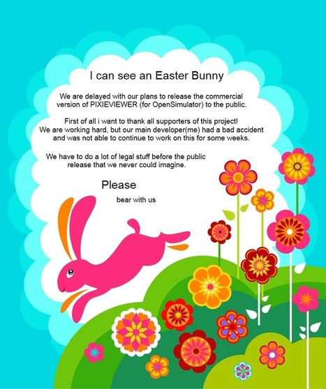 PIXIEVIEWER - I can see an Easter Bunny… | Logicamp.org | Scoop.it