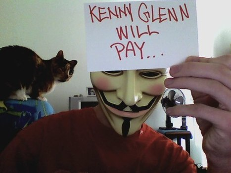 KENNY CHRISTOPHER GLENN - CAT ABUSER, Lawton, Oklahoma) | Anonymous:Freedom Fighters or Cyber-Terrorists? | Scoop.it