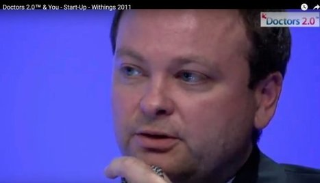 Where was Withings 5 years ago? Watch this video from Doctors 2.0 & You 2011. #doctors20 | Doctors 2.0 & You | Scoop.it