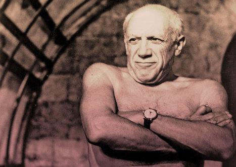 Picasso, c'est plus réel que la photo. - Le Toaster | Culture Sans Confiture - Anecdotes | Scoop.it