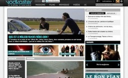 Vodkaster, le réseau social des amoureux du cinéma   En Compet'   Scoop.it
