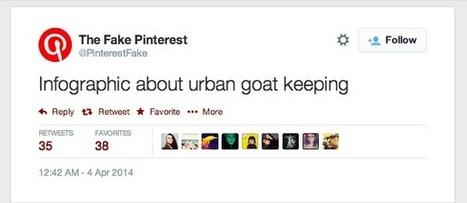 10 best parody Twitter accounts of famous brands   TechRepublic   Public Relations & Social Media Insight   Scoop.it