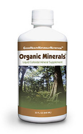 Organic Minerals™ | Detox Trading Organic Superfoods | Super Foods | Scoop.it