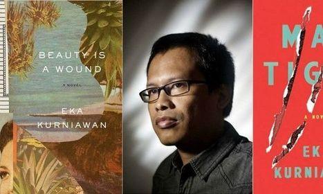 Indonesian writer Eka Kurniawan wins $40k in Emerging Voices Awards for his novel 'Man Tiger' | Bibliobibuli in Malaysia | Scoop.it