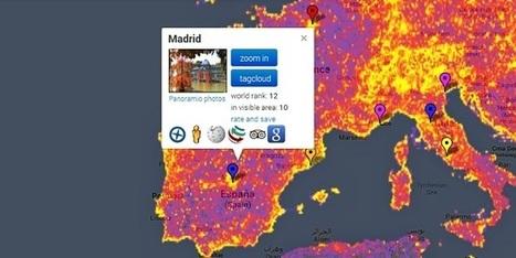 Barcelona, de nuevo 3ª ciudad más fotografiada del mundo | FMR Consulting News | Scoop.it