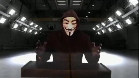 'Anonymous' hacks Syrian president's email with '12345′ password   The Raw Story   m.raza no   Scoop.it
