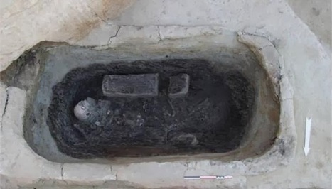 2,600 year old wooden coffin found near Athens | Archaeology News | Scoop.it