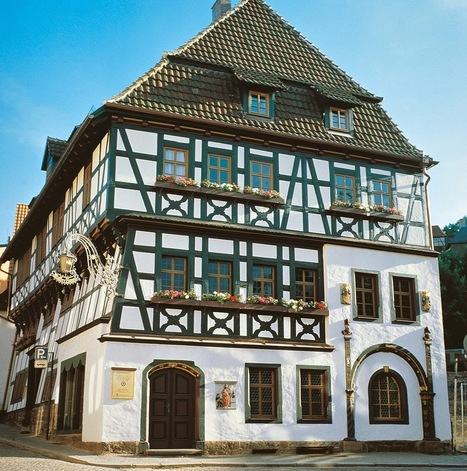 Dragons, Music and the New Testament - Eisenach | Where do you want to go? | Travel, Tourism | Scoop.it