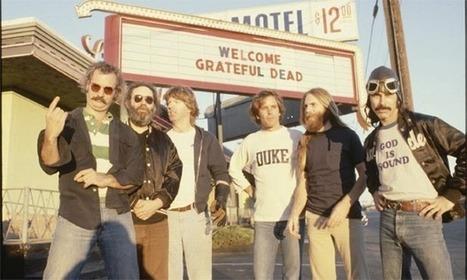 The Grateful Dead: eternal sunshine dreamers | WNMC Music | Scoop.it