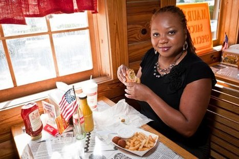 """No Confederate Flag is Going to Keep Me Away"": Black Woman Eats at Racist Diner For Tasty BBQ Sauce 