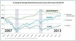 Rencontre annuelle : or et diamant, objectif diversification pour 2014 | Diamant | Scoop.it