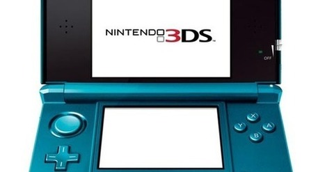 Nintendo 3DS   cool gadgets for a future house   Scoop.it