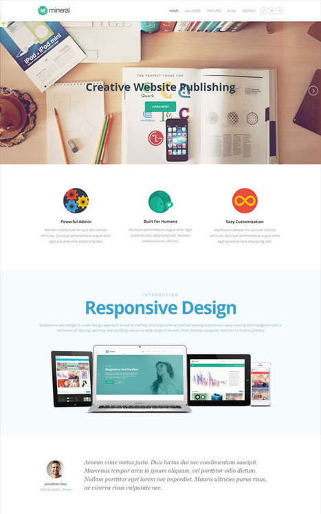 15 Most Impressive WordPress Themes of 2013 | WordPress by Dotty | Scoop.it