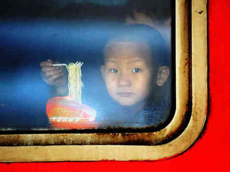Ramen To The Rescue: How Instant Noodles Fight Global Hunger | Human Geography | Scoop.it