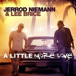 Lee Brice, Jerrod Niemann Share New Duet, 'A Little More Love' | Country Music Today | Scoop.it