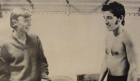 """Bruce Springsteen covers """"Rebel Rebel"""" in honor of David Bowie -- watch   B-B-B-Bowie   Scoop.it"""