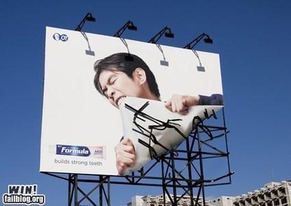 Toothpaste Ad WIN | Win | Scoop.it