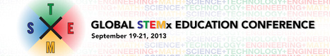 Global STEMx Education Conf. 19-21Sept2013 | Magic Moments with Your Class | Scoop.it