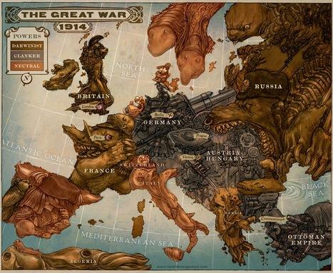 L'Europe de leviathan   Les news du Web   Scoop.it