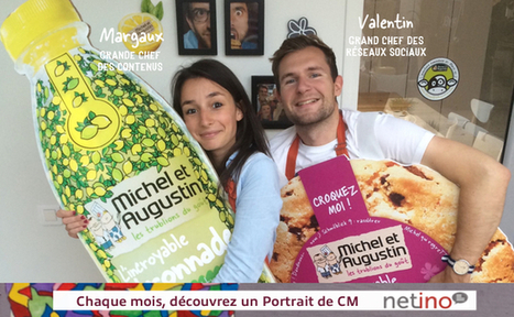 Comment travaille…le community manager de Michel & Augustin? | CommunityManagementActus | Scoop.it